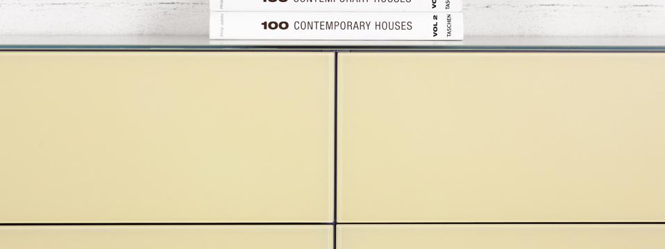 Lowboard high 25 / 40 cm, width 65, 130, 160, 195, 225,260, 290, 320, 325, 355, 385, 390, 420, 480 cm