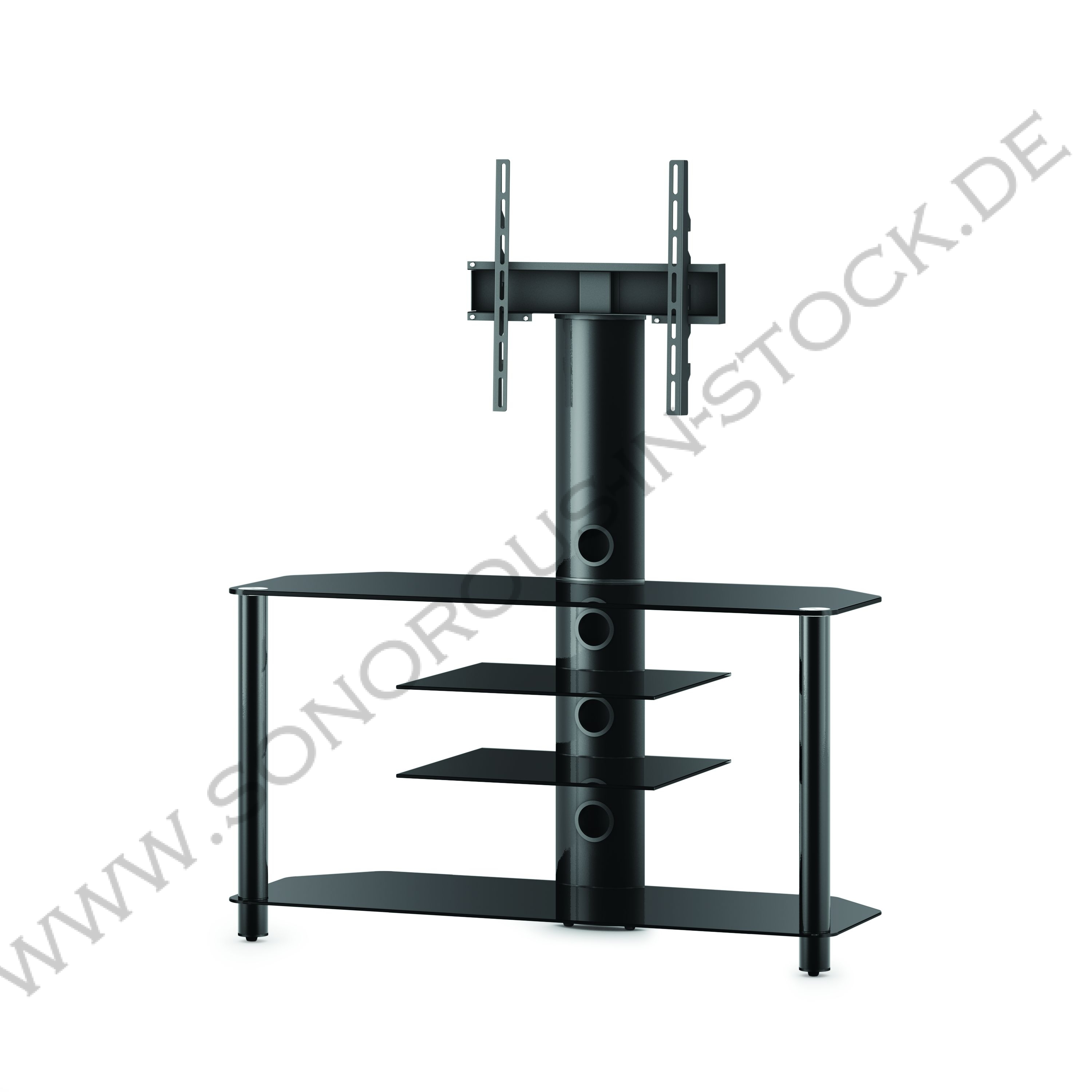 sonorous tv rack tv 46 inch sonorous neo 1114 b hblk neo 1114 b hblk. Black Bedroom Furniture Sets. Home Design Ideas