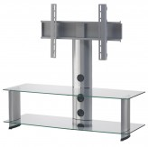 Sonorous TV-Rack, TV 50 inch  -  PL 2100-C-SLV